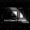 Intel Core i7 9750H feature image