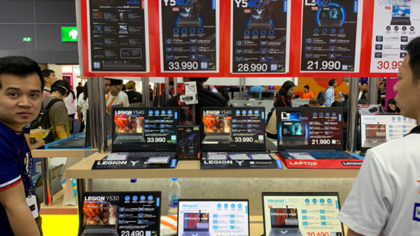 Lenovo Promotion Commart Joy 2019 26