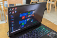 MSI GT76 Titan Review NBS 13
