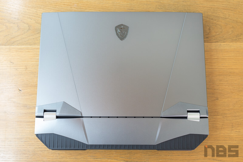 MSI GT76 Titan Review NBS 47