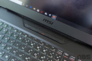MSI GT76 Titan Review NBS 7