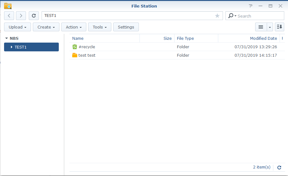 NBS Synology DiskStation Mozilla Firefox 7 31 2019 3 37 21 PM