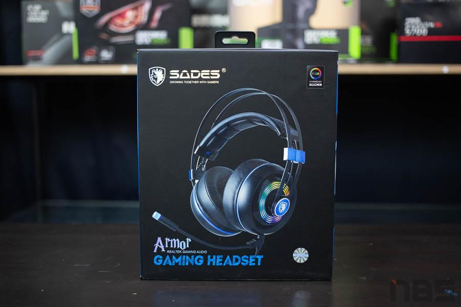 Sades Armor Gaming Headset 1