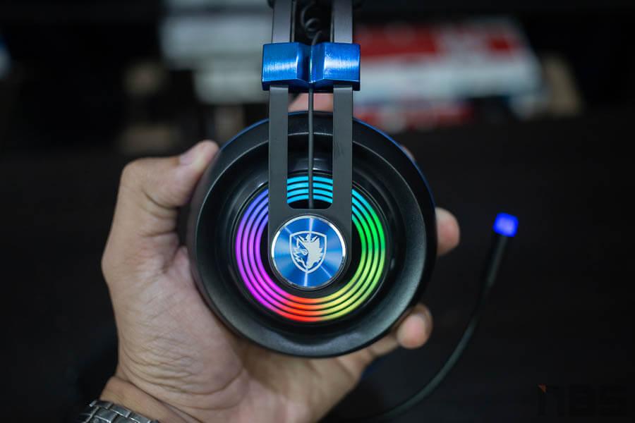 Sades Armor Gaming Headset 13