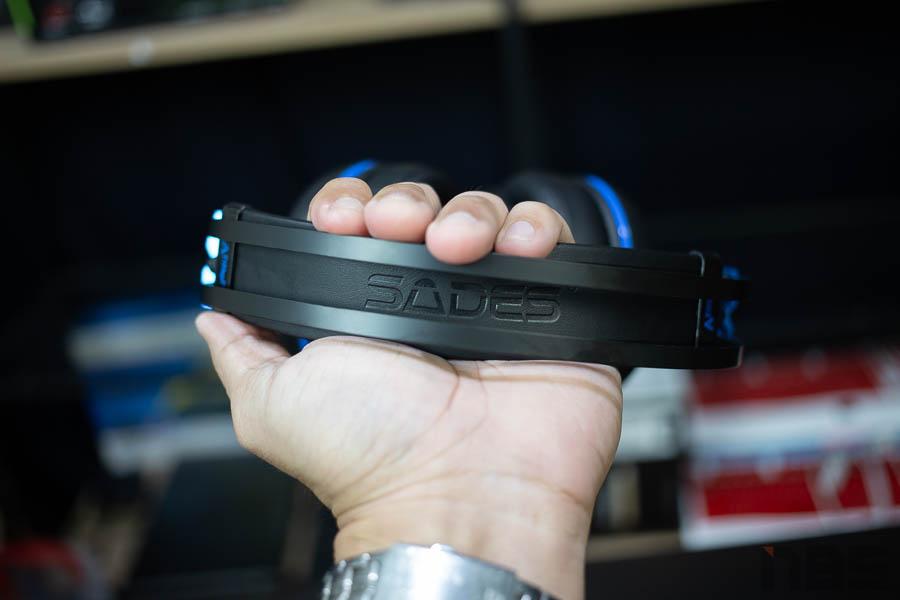 Sades Armor Gaming Headset 6