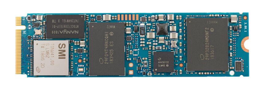 StorageReview Intel Optane Memory H10 Open