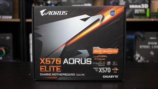 X570 Aorus Eltie 1