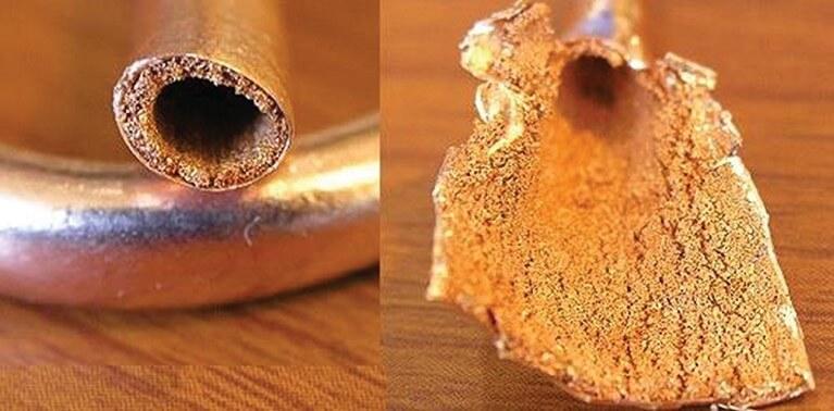 copper pipe 9