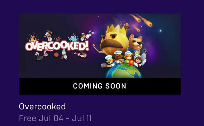 overcooked free