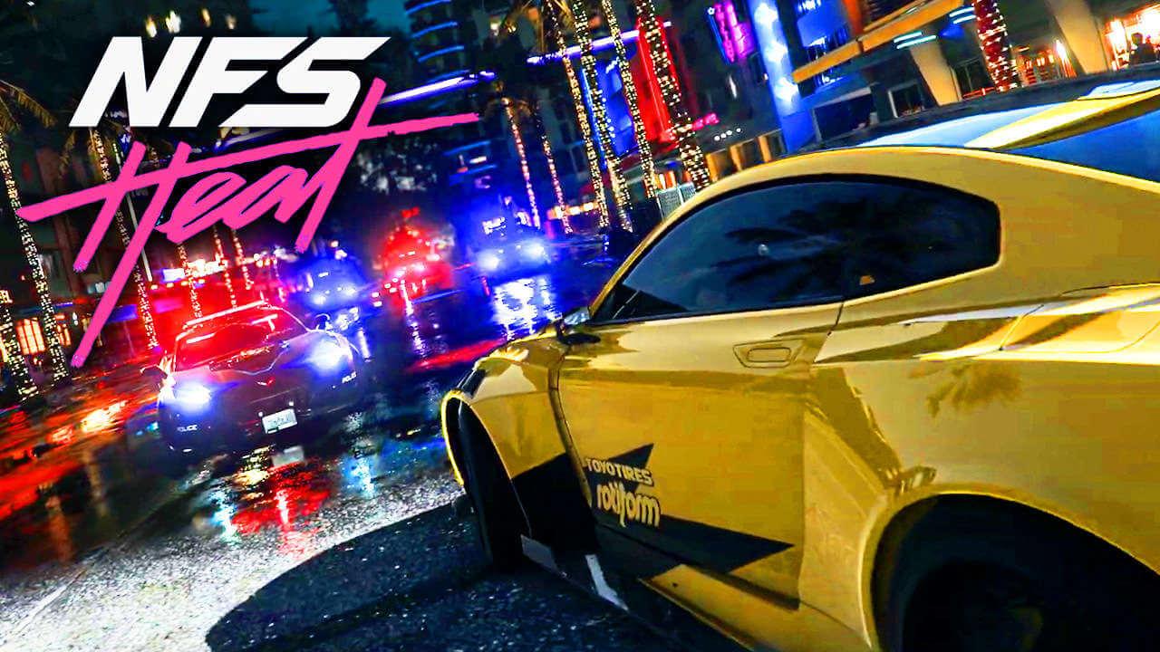 Game 2019 – Need For Speed ภาคใหม่(Heat) เพิ่มระบบ open-world และเนื้อเรื่องแบบ dark พร้อมปล่อยพฤศจิกายนนี้