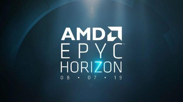AMD EPYC HORIZON