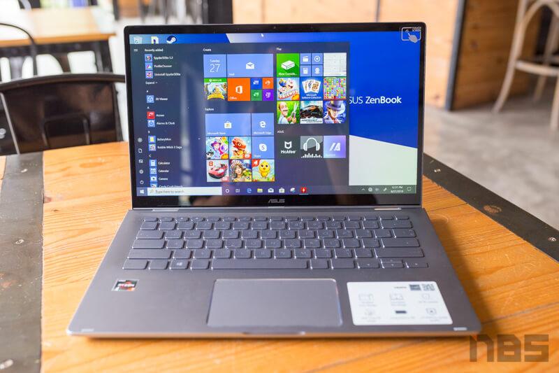 ASUS ZenBook Flip UM462D Review 2