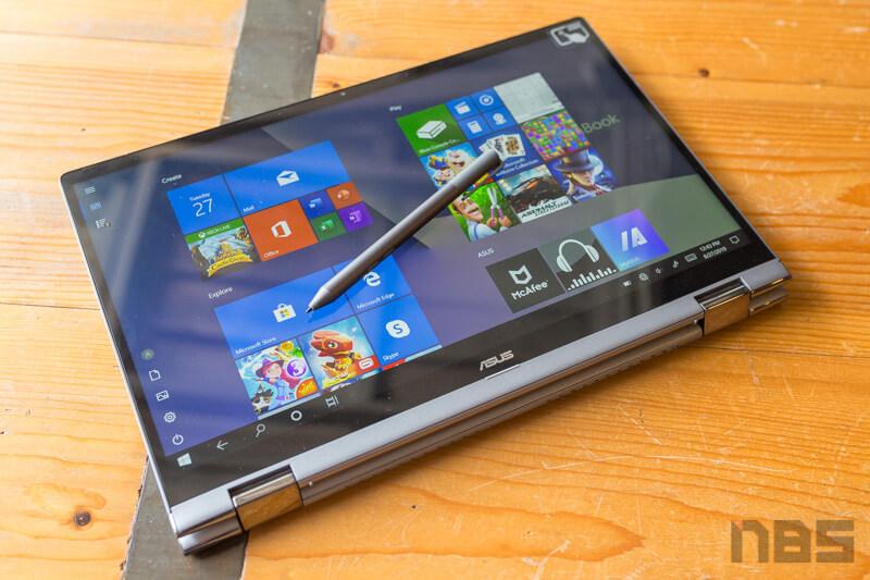 ASUS ZenBook Flip UM462D Review 58
