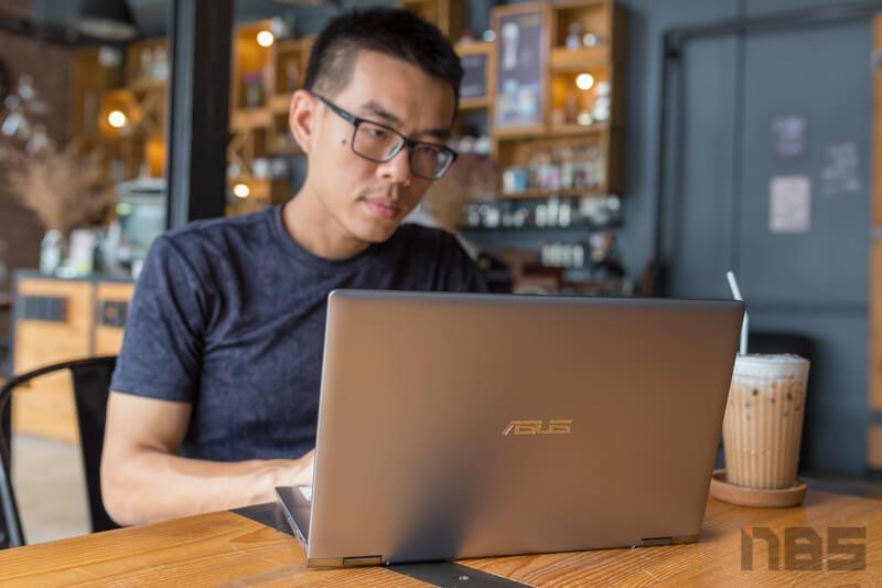 ASUS ZenBook Flip UM462D Review 62