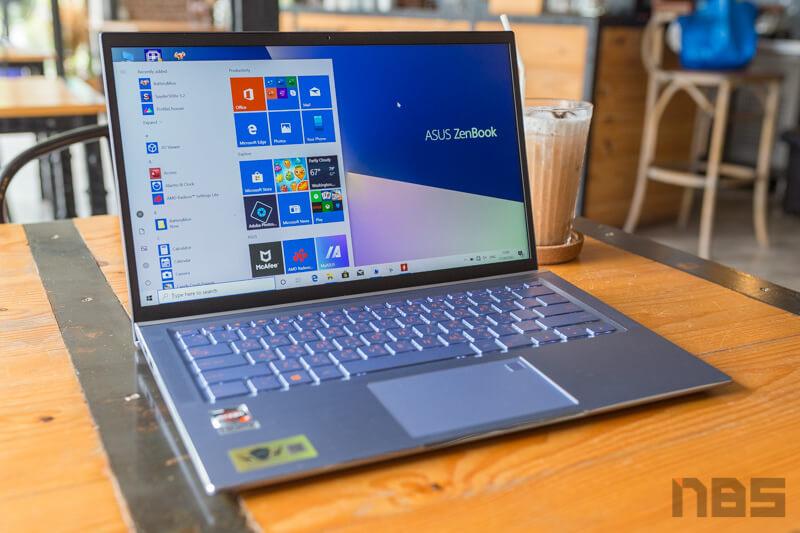 ASUS ZenBook UM431D Review 6