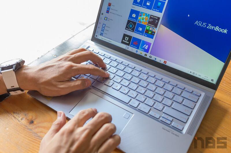 ASUS ZenBook UM431D Review 67