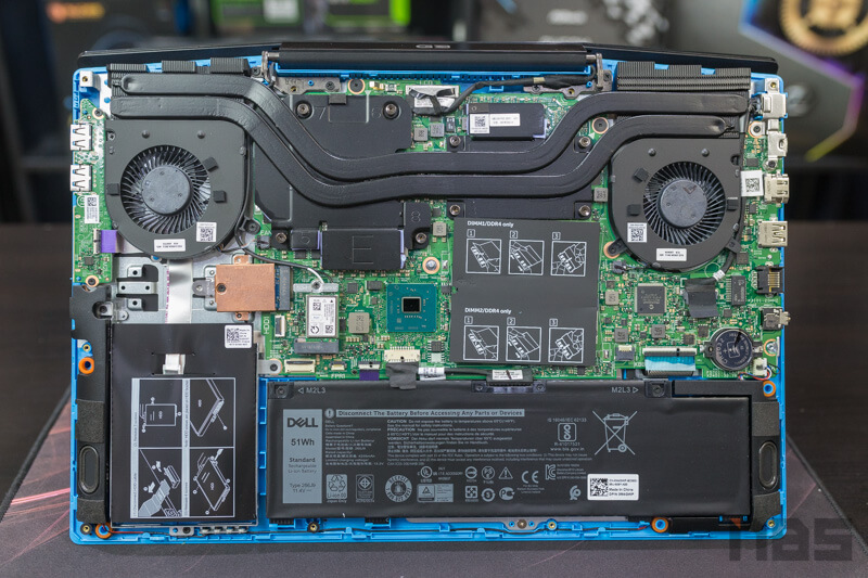 Dell G3 15 3590 NBS Review 55