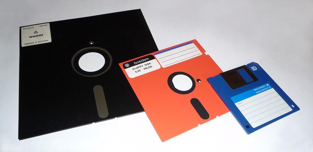 Floppy disk 2009 G1 1