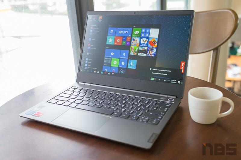 Lenovo ThinkBook 13s Review 18