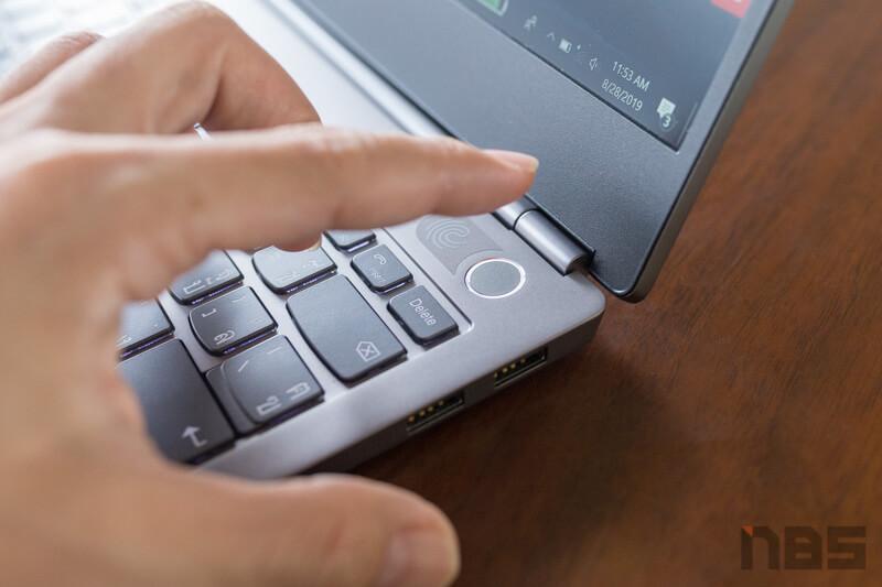 Lenovo ThinkBook 13s Review 62