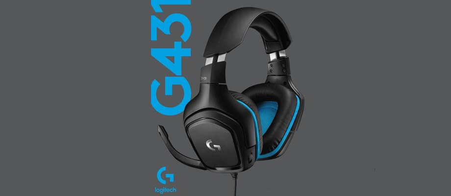 Logitech G431 Gaming Headphone Review