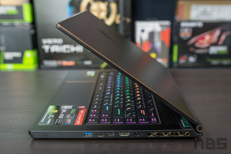 MSI GS65 9SD Review 35