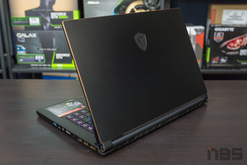 MSI GS65 9SD Review 46