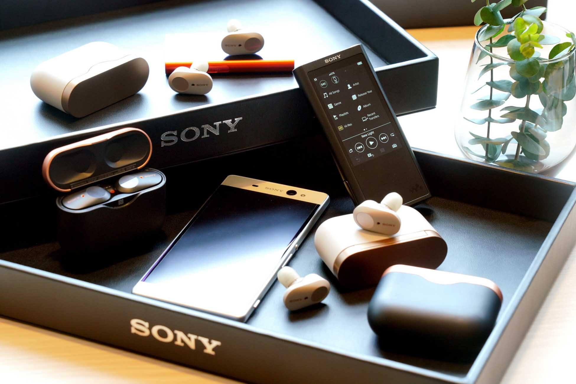 Pic Sony Exclusive Experience Day 2019 WF 1000Xm3 04