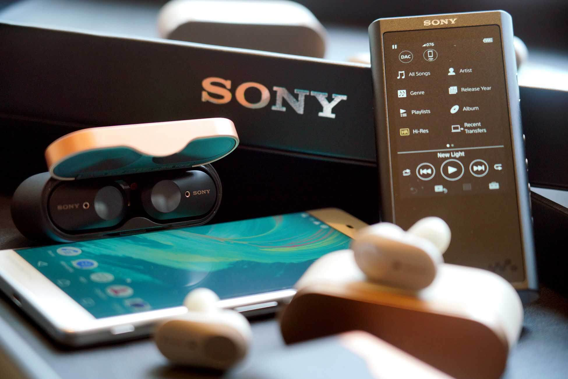 Pic Sony Exclusive Experience Day 2019 WF 1000Xm3 05