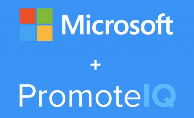 PromoteIQ joins Microsoft