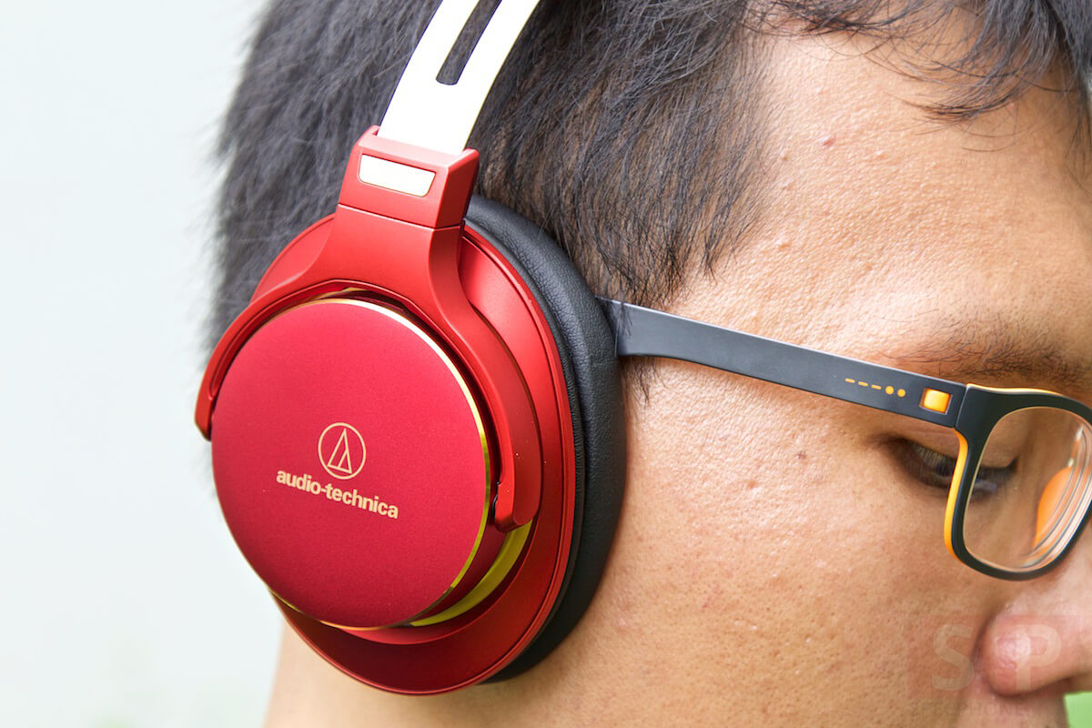 Review Audio Technica ATH MSR7 SpecPhone 020