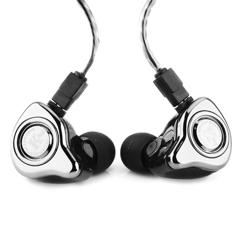 TFZ Exclusive Black King Edition In Ear Silver 1