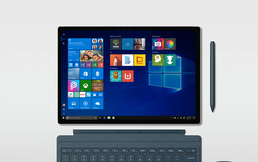 surface pro windows 10 s
