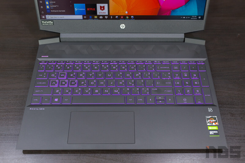 HP Pavilion Gaming 15 Ryzen 5 GTX 1650 Review 25