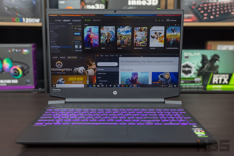 HP Pavilion Gaming 15 Ryzen 5 GTX 1650 Review 68