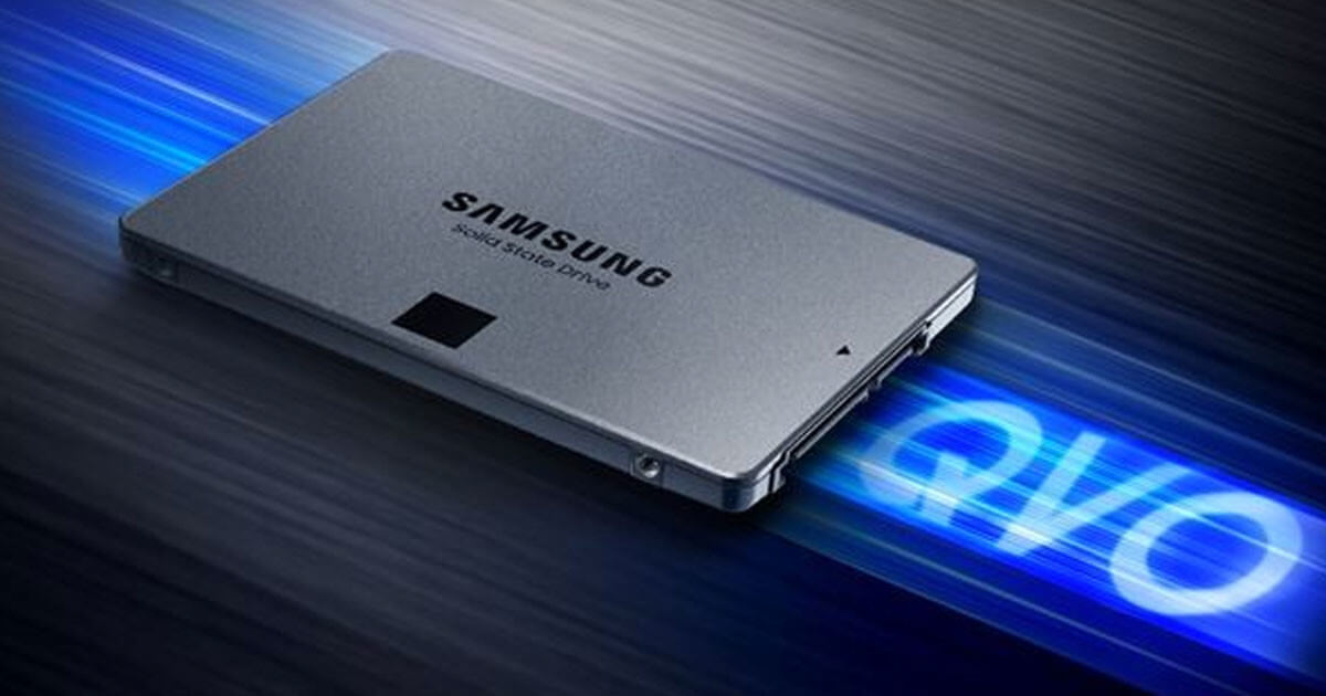 Samsung SSD QVO