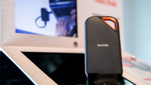 SanDisk ExPRO Portable SSD 5
