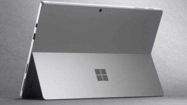 Surface Pro 7 Specs allle mit LTE