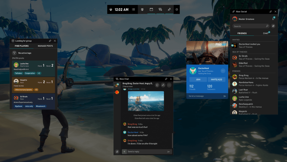 Windows 10 – Xbox Game Bar ได้รับการอัพเกรดใหม่ กับความสามารถในการโชว์ FPS แบบ overlay
