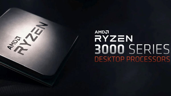 AMD Ryzen 3000 CPU 6
