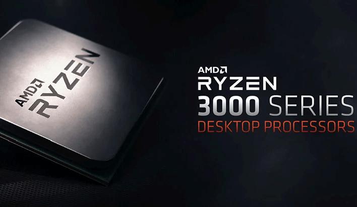 AMD Ryzen 3000 CPU 6