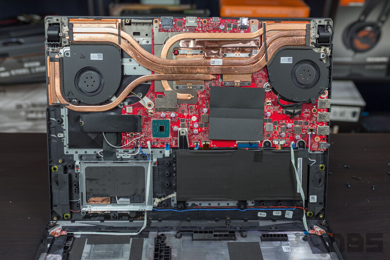 ASUS ROG Strix G G731 RTX2060 Review 54