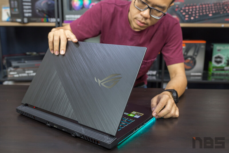 ASUS ROG Strix G G731 RTX2060 Review 62