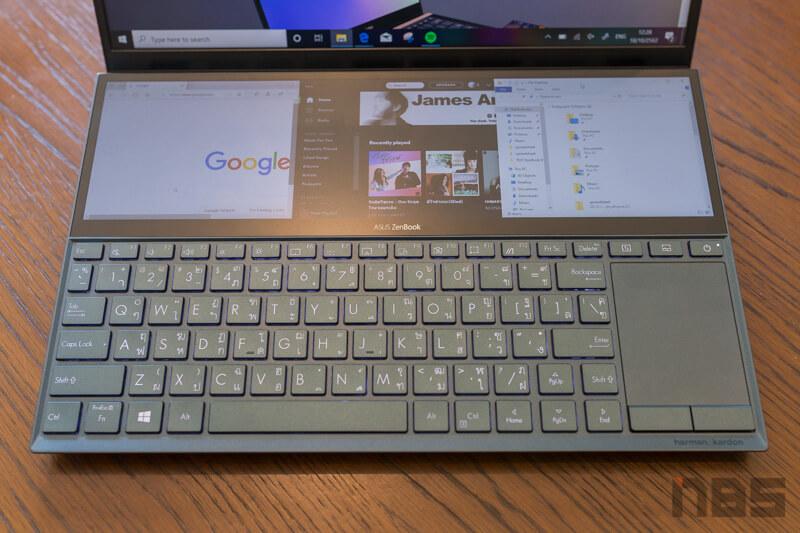 ASUS ZenBook Duo UX481 NBS Review 11