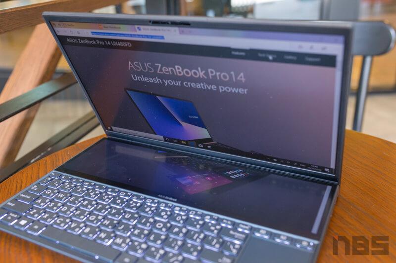 ASUS ZenBook Duo UX481 NBS Review 47