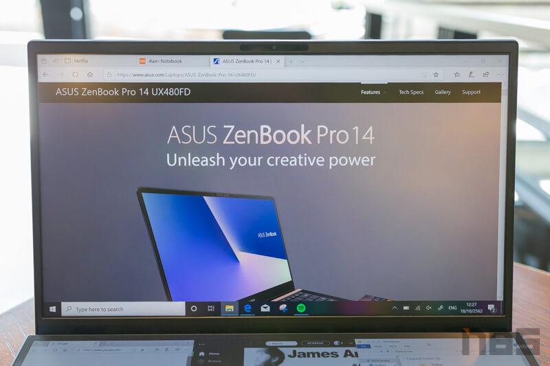 ASUS ZenBook Duo UX481 NBS Review 7