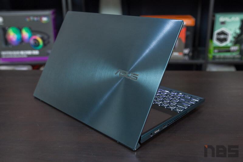 ASUS ZenBook Pro Duo UX581 NBS Review 35