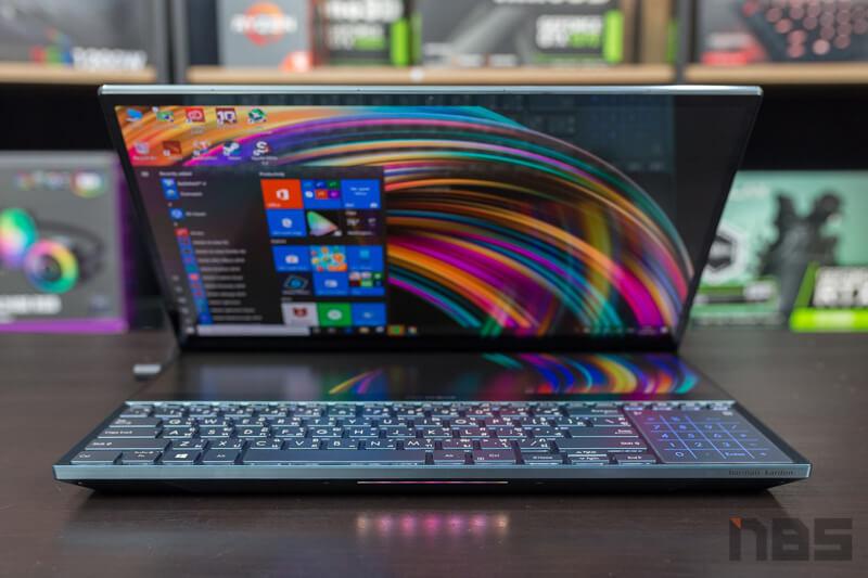 ASUS ZenBook Pro Duo UX581 NBS Review 48
