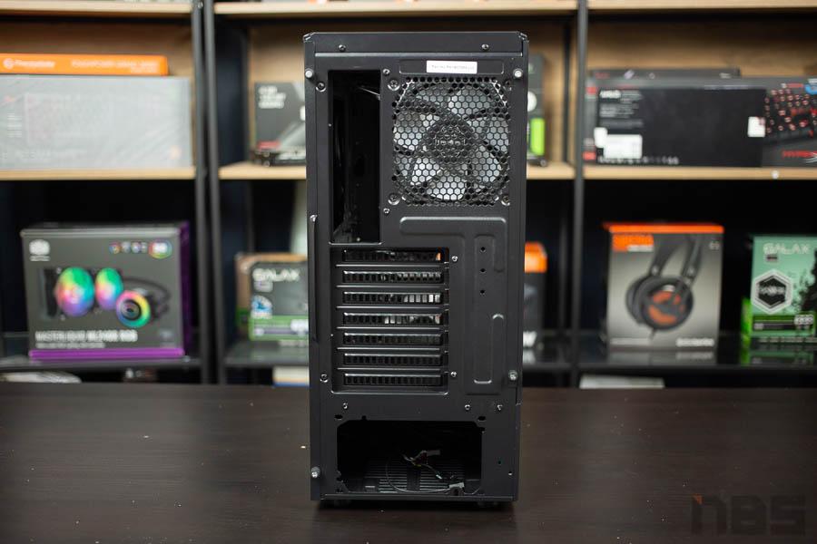 ATX Case NP Tsunami DMS 07 K Black 5