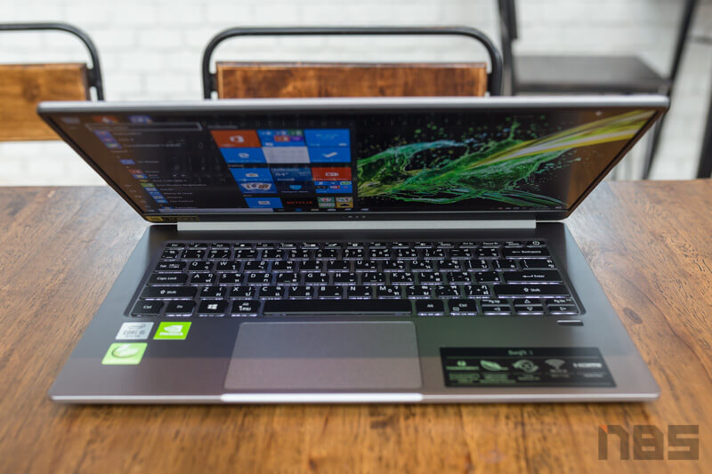 Acer Swift 3 Core i Gen 10 Review 35